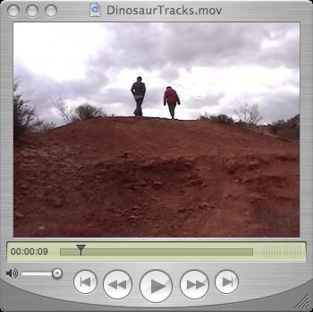 Dino Trax