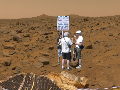 people are going to mars - photo #14