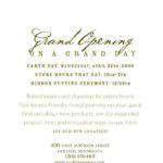 ECO Store Grand Opening Wednesday