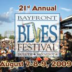 21st Annual Bayfront Blues Festival