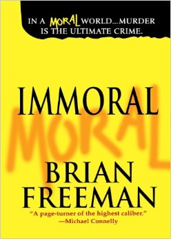 Brian Freeman - Immoral
