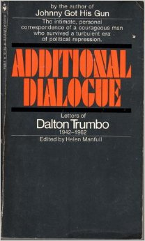 Dalton Trumbo Letters
