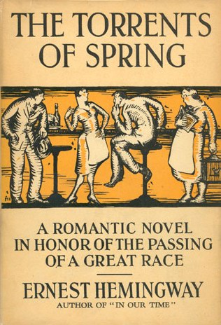 Ernest Hemmingway - The Torrents of Spring