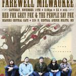 """Farewell Milwaukee"" says ""Hello Duluth"""