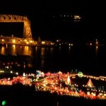 Bentleyville Tour of Lights – Bayfront Park  Duluth – Christmas City of the North