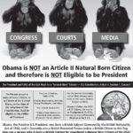 Washington Times Ad: Obama's Lack of Eligibility