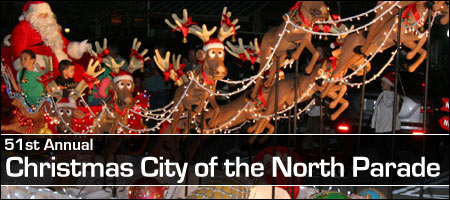 Christmas City of North Parade