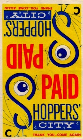 Shoppers-City-Paid-Sticker