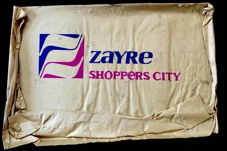 Zayre Shoppers City bag
