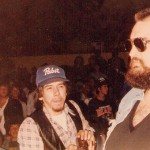 The Amazing Story of the One Man Gang Middle Finger Photo