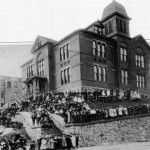 Adams School in Duluth's West End
