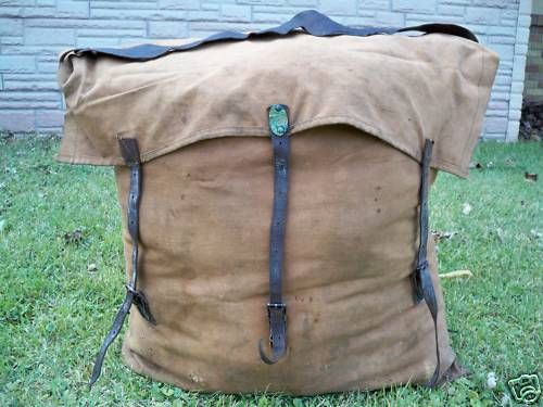 Duluth Pack 1882