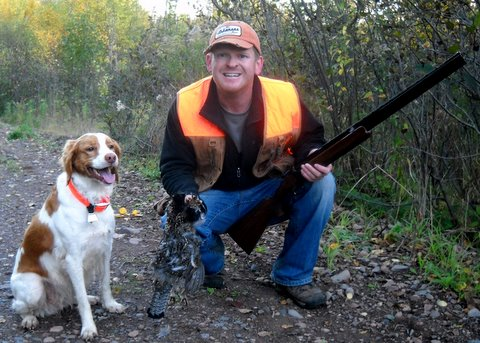 Grouse Hunting MN