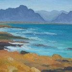 Duluth Artist Paints Abroad