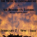 Loup-Garou and the Medical Underground at Sir Ben's