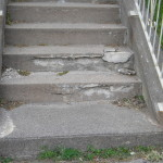 How would you fix these stairs?