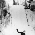 Chester Bowl ski-jump dismantling?