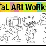 Digital Art Workshop for Youth
