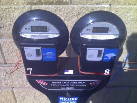 New Duluth meters now accepting nickles, dimes and quarters