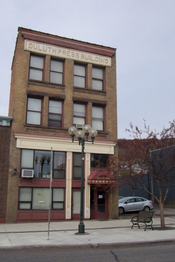 Duluth-Press-Building