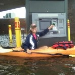 Duluth Flood Kayaker ATM