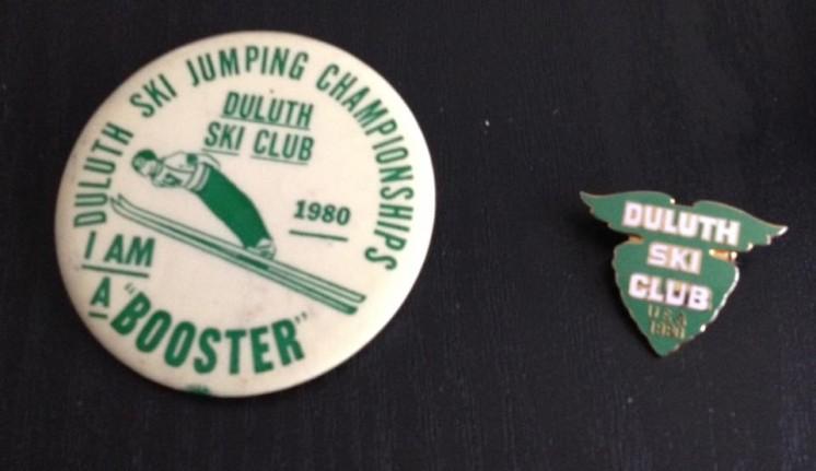 Duluth Ski Jumping Championships 1980