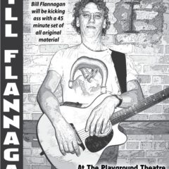 Bill Flannagan Homegrown Poster 2006