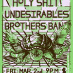 Duluth Gig Posters: 1976 to 2012