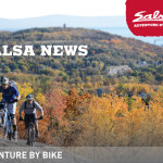 Duluth mountain bike trails featured in Salsa Cycles ads