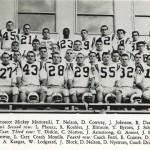 The 1962 UWS Football Squad
