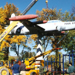 The F-94C Starfire of Memorial Park Fame