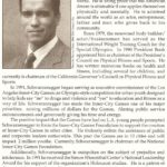 Audio Archive: Arnold Schwarzenegger's honorary degree acceptance speech at University of Wisconsin-Superior in 1996