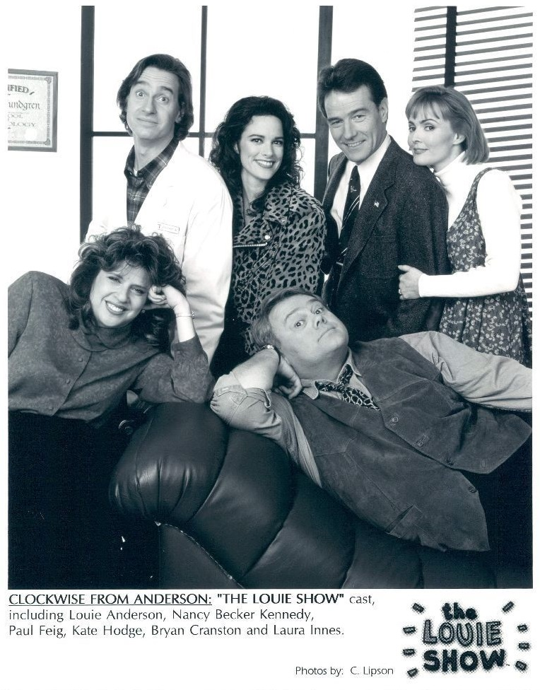 Show The Middle Cast Louie Show Cast 1996