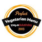 Perfect Vegetarian Menu: Duluth Grill