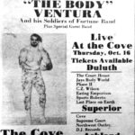 "Jesse ""The Body"" Ventura and his Soldiers of Fortune Band: Live at the Cove in 1986"