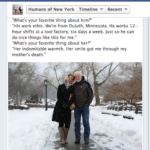 Duluth Humans of New York