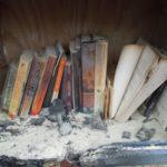Neighborhood book burner strikes Little Free Library