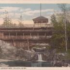 Rustic Bridge - Lester Park circa 1930s