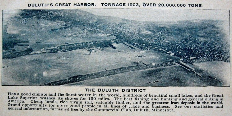 The Duluth District - 1903