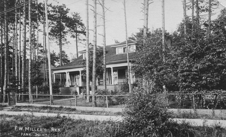 F. W. Miller Residence on Park Point