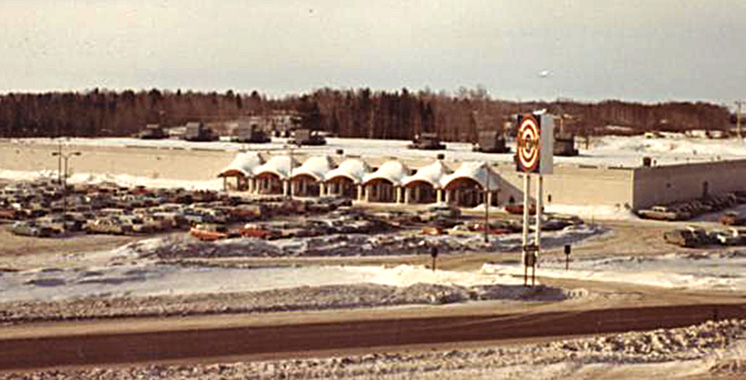 Duluth Target Store 1962