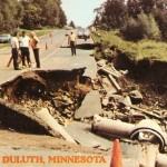Wonderful Duluth: Photos of the 1972 Flood, Part One