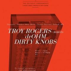 Troy Rogers - Drohm - Zeitgeist Experiments
