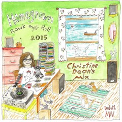 Homegrown Rawk and or Roll - Christine Dean's Mix