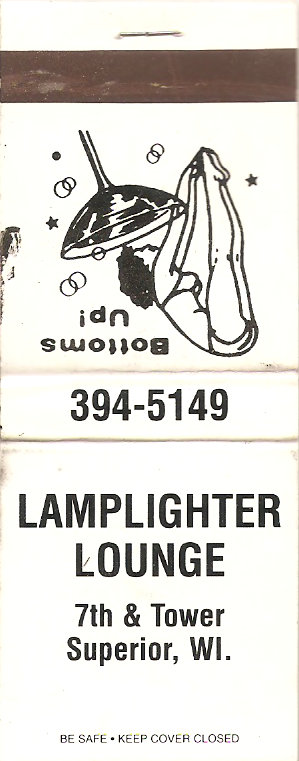 Lamplighter Lounge in Superior