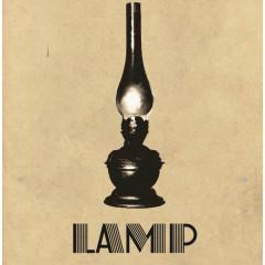 The Gentleman's Anti-Temperance League - Lamp
