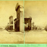 Duluth in Stereoview