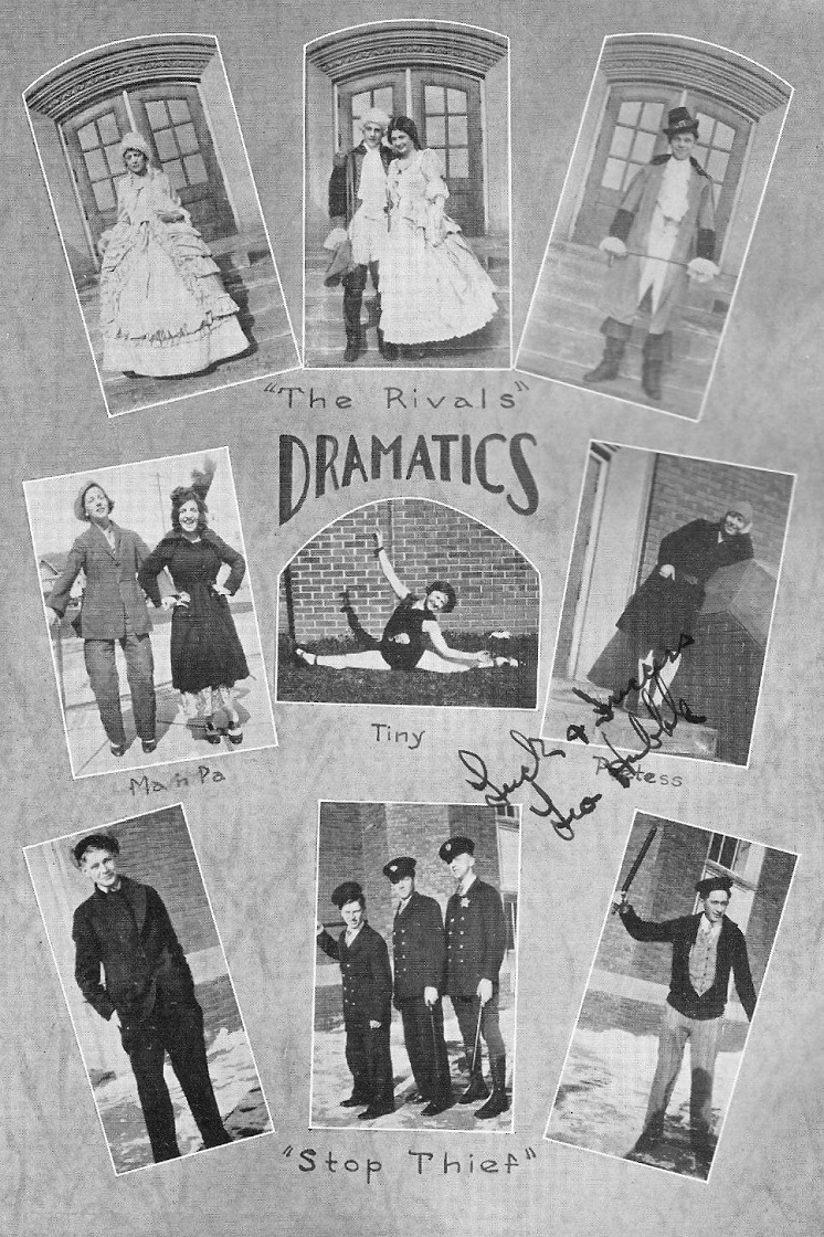 Collage - Dramatics