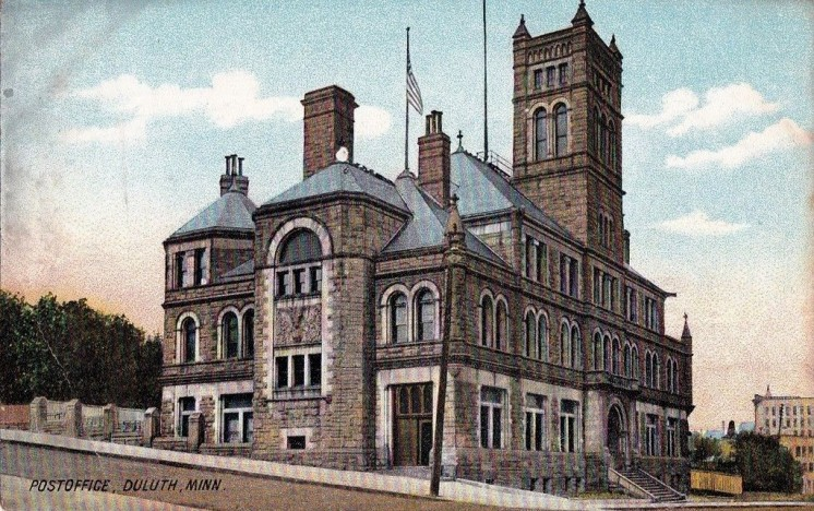 Duluth Post Office