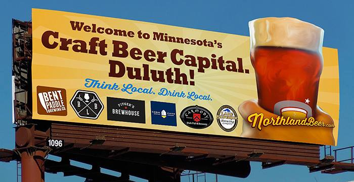 Duluth beer capital